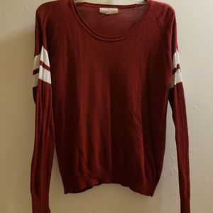 Pink Republic Red Sweater
